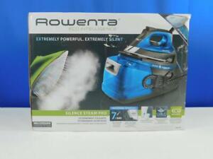 Rowenta Silence Steam Pro DG9222F0 Dampfbügeleisen Bügeleisen Blau