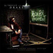 Drake - Room For Improvement Mixtape CD OVO