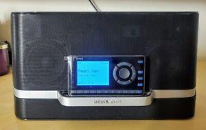Sirius XM Radio SXABB1 Boombox Speaker with Onyx EZ Satellite Receiver/Radio