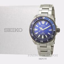 Authentic Seiko Mens Automatic Prospex Samurai Divers Watch SRPC93