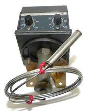 UNITED ELECTRIC TYPE E302 STOCK NO. 9143 2BSB TEMPERATURE CONTROLLER 30-250DEG F