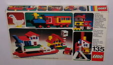 Lego 135 Building System Set House Vintage 1974