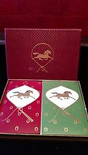 Collectable  Unusual thatVintage Equestrian Playing Cards