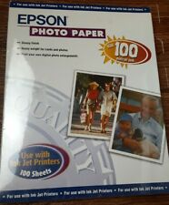 """EPSON GLOSSY PHOTO PAPER - 20 Sheet Pack  8.5"""" x 11"""""""