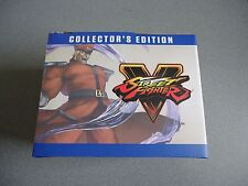 Street Fighter V Collector's Edition PS4   NEW