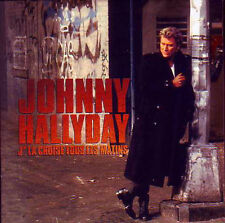 CD Single Johnny HALLYDAY J'la croise tous les matins 2-Tr CARD SLEEVE 9838205