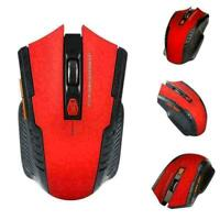 2.4Ghz Wireless Optical Gaming Mouse Mice & USB Receiver For P H8X6 B3F0 La T7C5