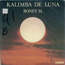 "45 TOURS--BONEY M--KALIMBA DE LUNA--1984 ""DISCO"""