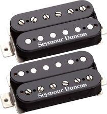 Seymour Duncan SHPG-1s Pearly Gates Humbucker Bridge & Neck Pickup Set, Black
