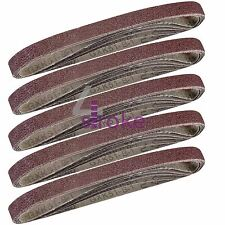 20 Powerfile Sanding Belts to fit for Black & Decker Guaranteed to Fit 13mm Wide