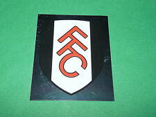 N°270 BADGE FULHAM MERLIN PREMIER LEAGUE FOOTBALL 2007-2008 PANINI