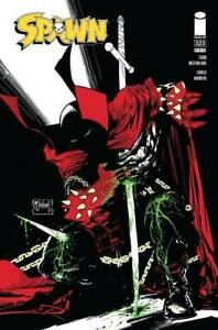 SPAWN #323 McFarlane Variant Cover B- Available Now!