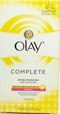 Olay Complete All Day Moisturizer with Broad Spectrum SPF 15 Normal, 6.0 fl oz