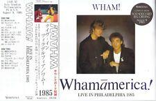 Wham! / LIVE in Philadelphia 1985 / 2CD With OBI STRIP / SOUNDBOARD / New!