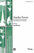Sunday Savers (Five Anthems for the Church Year Easily Prepared in One