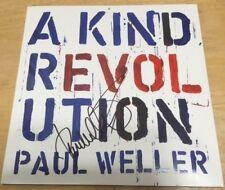 Paul Weller - A Kind Of Revolution LP Autographed inc COA,180g, The Jam