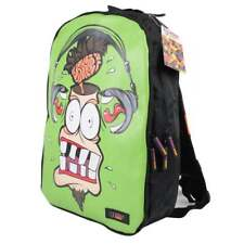 Urban Junk Headache Backpack Laptop Pocket Graffiti