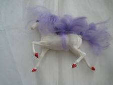 Vintage ENCHANTED KINGDOM by MARCHON Horse-Pre-owned My Name is MIKADO