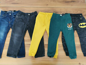 boys 3-4 years bundle autumn winter jeans joggers George Dunnes H&M