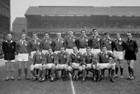 OLD LARGE PHOTO RUGBY UNION TEAM, the 1968 Ireland team