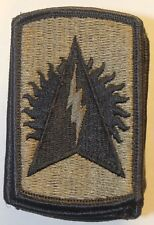 New 164th Air Defense Artillery Patch, Sew-On, Subdued