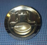 """Marine Town Orcas Cast Stainless Steel Barb Thru Hull 3//4/"""" Long Small Flange"""