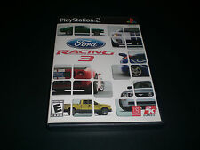 Ford Racing 3 (PlayStation 2) Complete - Great Condition