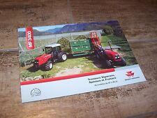 Catalogue / Brochure Tracteur MASSEY FERGUSON MF 3400 2003 //