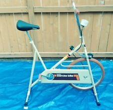 Vintage Stationary Training Exercise Bike Huffy Rare