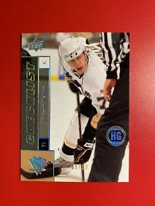2009-10 Upper Deck Hockey Checklist Evgeni Malkin High Gloss SP 5/10 See Details