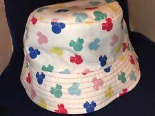 Disney Minnie Mouse Summer Bucket Sun-seeker Hat Toddler Kid's Cap