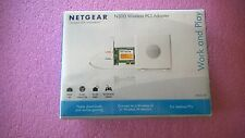 Netgear Wireless N300 PCI Adapter WN311B-100NAS