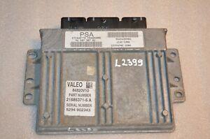 L-2399 CITROEN ENGINE CONTROL UNIT 9658738780 / 9649433980