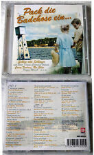 PACK DIE BADEHOSE EIN - Conny, Adam & Eve, Alma Cogan, Peggy March,.. DO-CD TOP