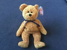 Rare Ty Fuzz Beanie Babies Date/Tag Errors And Dual Tush Tags