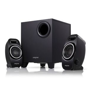 Creative Labs A250 2.1 Speaker System (IL/RT6-14431-51MF0420AA002-UG)