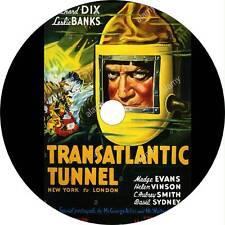 Transatlantic Tunnel (1935) Drama, Sci-Fi Movie on Dvd