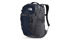 The North Face Surge Backpack COSMIC BLUE / ASPHALT GREY 31L  NEW WITH TAGS