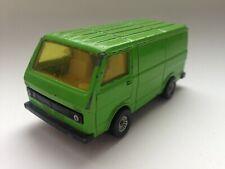 Siku 1334 Volkswagen VW LT 28 Kastenwagen grün