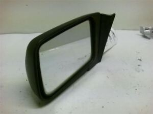 Driver Left Side View Mirror Power Station Wgn Fits 90-94 LOYALE 106286