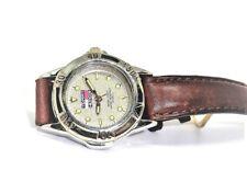 Tommy Hilfiger Unisex Quartz Watch Moving Bezel WR 100M New Battery Runs fine