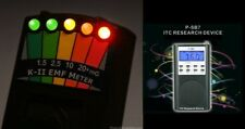 Black K-2 KII K-II EMF METER & SB7 Spirit Box Ghost Hunting Paranormal Equipment