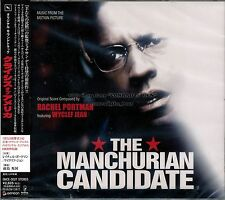 "Rachel Portman ""THE MANCHURIAN CANDIDATE"" score Japan CD SEALED"