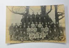 Rare WW1 Real Photo Postcard Royal Flying Corps Football Team postcard