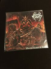 "ATOMIC CURSE - Mortal Dawn of Lust 12""LP Force Darkness,Eejecutor,Disaster"