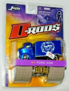 JADA TOYS D-RODS 1947 FORD COE COLLECTOR #32