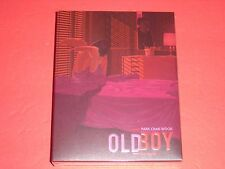 Oldboy with Old Days Blu-Ray Red Steelbook Plain Archive Excl. #0603/2000