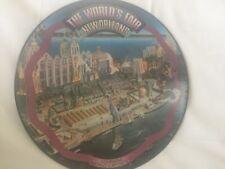 WORLD'S FAIR NEW ORLEANS - LOUISIANA WORLD EXPOSITION VINYL PICTURE DISC LP