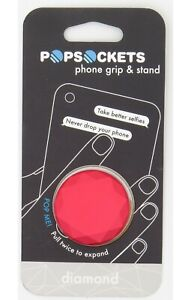 PopSocket Collapsible Single Grip & Stand Universal Phones and Tablet Holder
