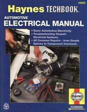 Automotive Electrical Manual (Techbook Series)